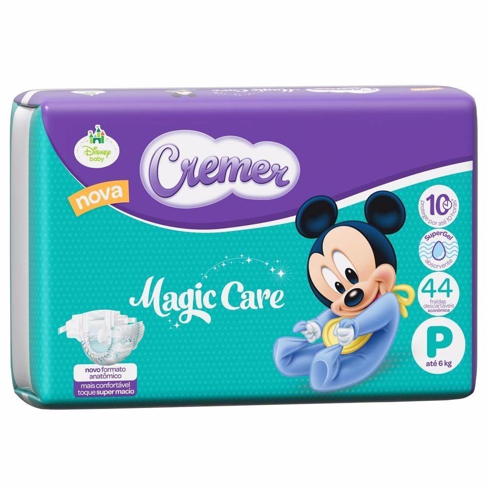 0ab278b10 176 fraldas cremer disney magic care p (4 pcts). Carregando zoom.