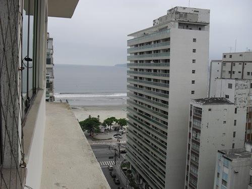 179 - santos - ponta da praia - 02 ds - vista para o mar!!!