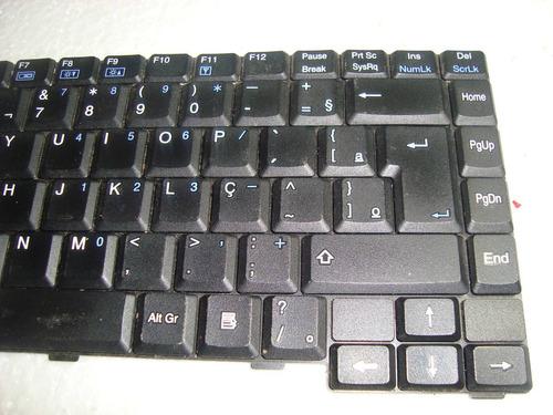 1791 - teclado mp-03086pa-4309l positivo mobile v54, v56