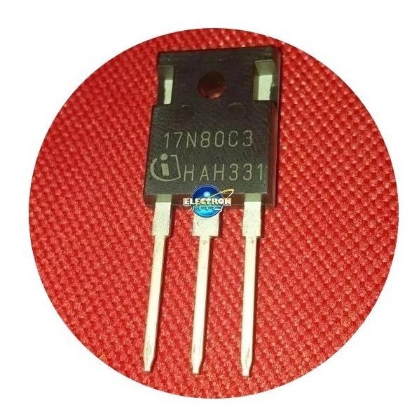 17N80C3 SPW17N80C3 TO-220 TRANSISTOR da Infineon