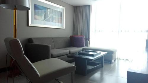 18-2898ml se alquila hermosa unidad hotelera megapolis