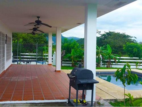 18-7230ml hermosa casa de playa en san carlos