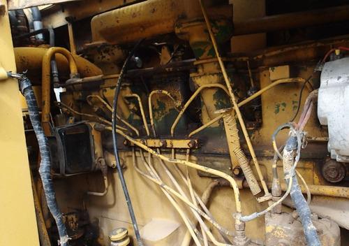 18) camion tornapipa articulada john deere