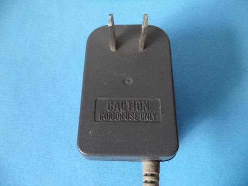 18 - carregador panasonic modelo kx-a10 input ac~120v