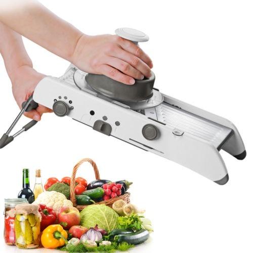 Mandolinas De Cocina | 18 En 1 Mandolina Cocina Verdura Fruta Alimentos Rebanador