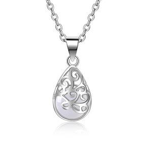 0e4ab91cf786 Collar Tous Cadena Mujer Oro Blanco Plateado Swarovski - Joyería ...