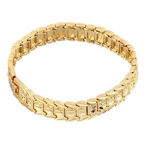 b5ddc747d7c8 Pulseras Piochas Oro Hombre - Joyería de Oro en Mercado Libre Chile