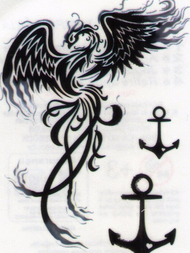 18 tatuagens temporárias fake tattoo tatuagem ref:189