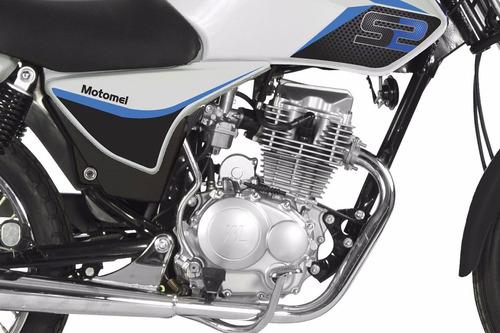 18 x $ 3999.- motomel cg 150 s2 0km cycles