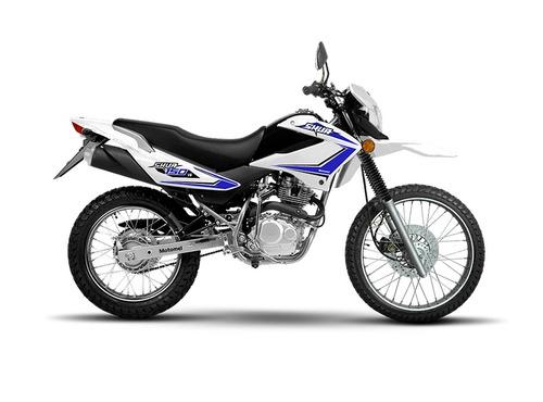18 x $ 5733.-  motomel skua 150 v6 0km    cycles