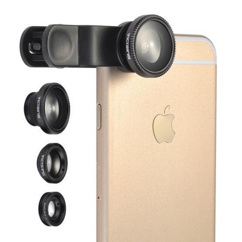 180° supreme fisheye, 0.67 x ancho ángulo micro lente lente