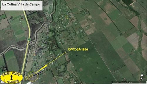1856-ga- lote de 5209 m2 - la colina nro 1