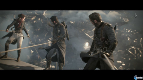 1886 ps4 the order