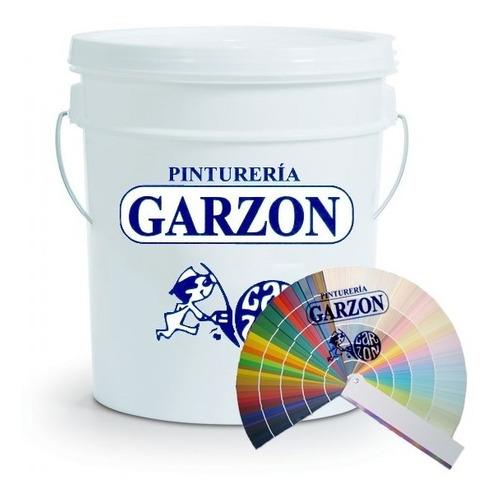 18l pintura interior pintureria garzon color pastel a elec!