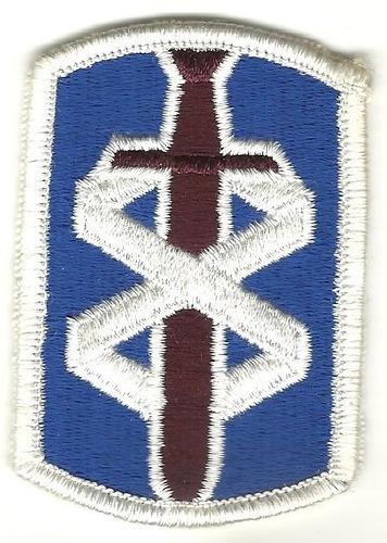 18th medical command  / 18ª comando médico - e u a