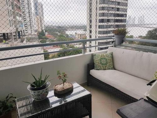 19-1117ml en alquiler apartamento amoblado en veranda tower,