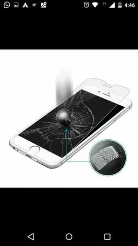 19 micas iphone 7 cristal templado