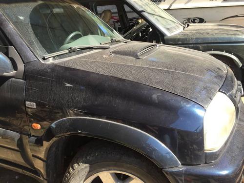 (19) sucata chevrolet tracker diesel retirada de peças