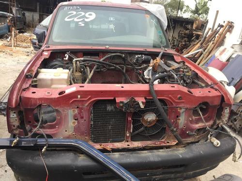 (19) sucata ford ranger 4c 8 velas retirada de peças