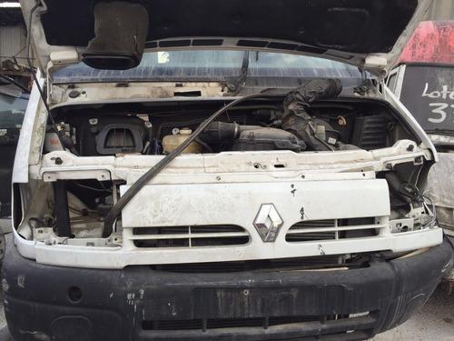 (19) sucata renault master motor 2.8 retirada de peças