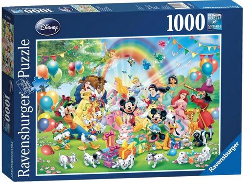 19019 ravensburger rompecabezas fiesta mickey mouse 1000 pza