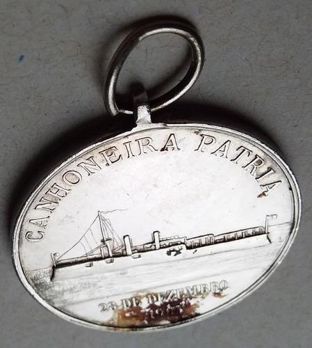 1905 canhoneira rio de janeiro colônia portuguesa catalogada