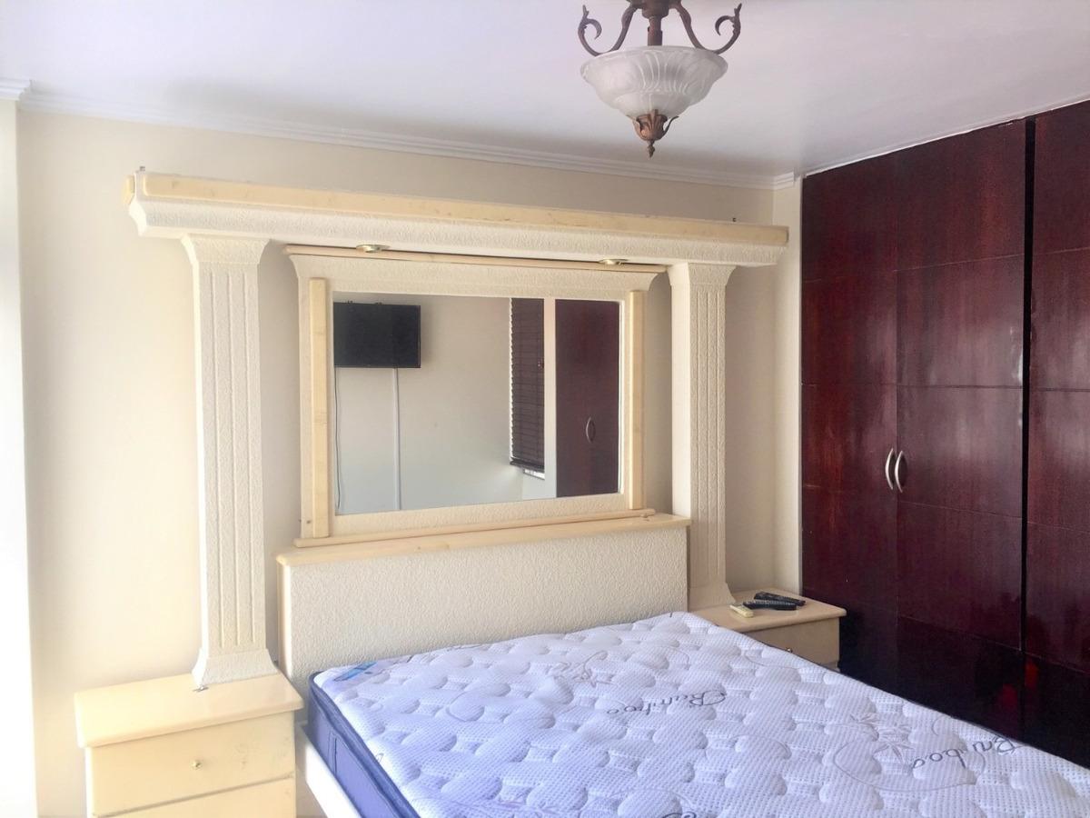 1911183mdv se renta apartamento amoblado en condado del rey