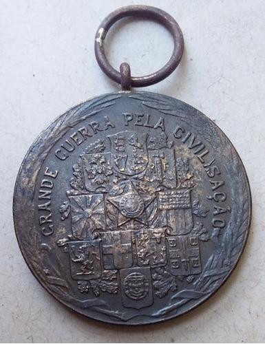 1914 1918 brasil medalha da vitória 1ª grande guerra mundial
