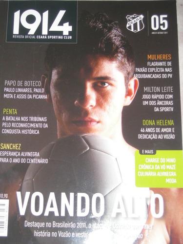 1914 revista oficial ceará sporting club n 5-2011