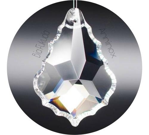 192 cristais asfour placa bacalhau 3,8 cm para lustres