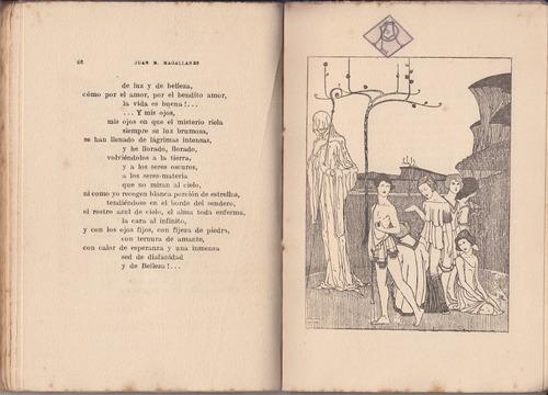 1922 ilustraciones adolfo pastor poesia magallanes uruguay