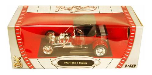 1923 ford t-bucket vermelho - 1:18 - yat ming