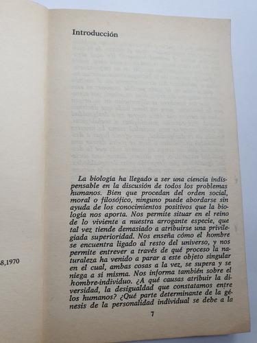 193- jean rostand el hombre 1961 -sociologia