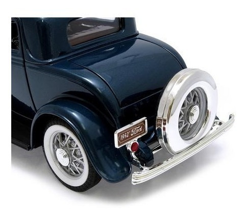 1932 ford 3 window coupe - escala 1:18 - yat ming