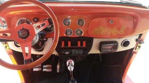1934 replica com motor 4.1 de 6cc com injec fueltech raridad