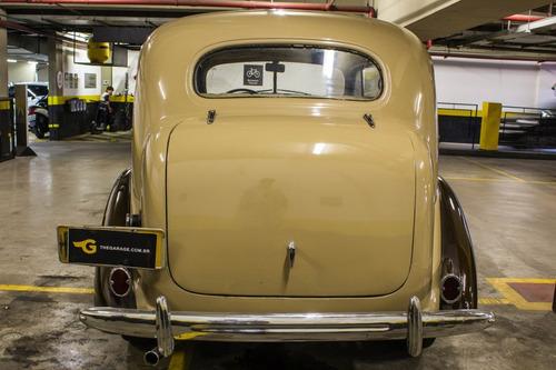 1936 chevrolet master deluxe sedan