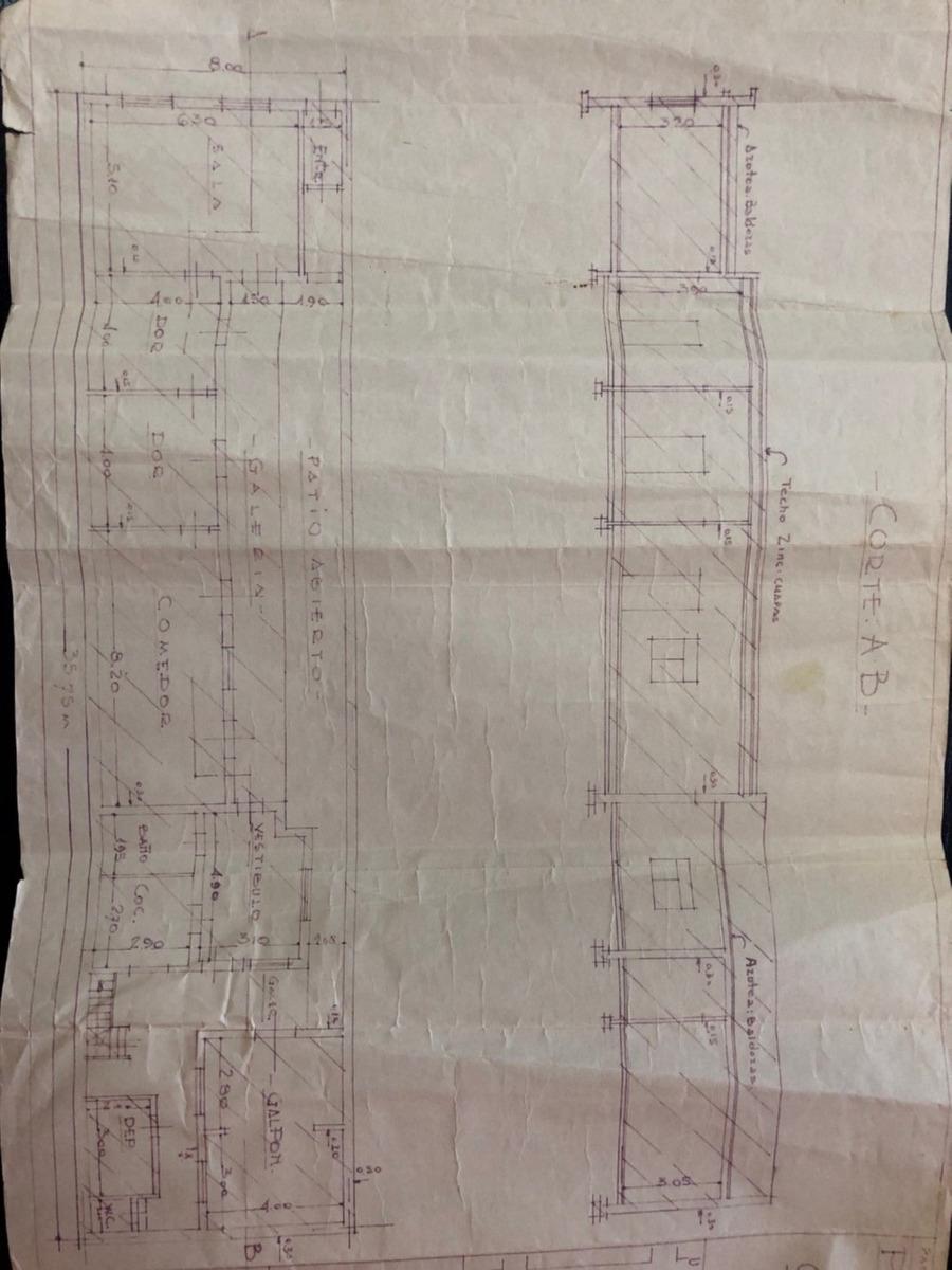 1938 m2 construibles !!!  ideal constructores