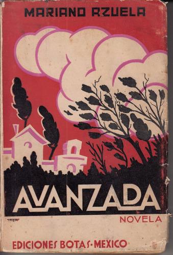 1940 mexico mariano azuela avanzada primera 1a edicion