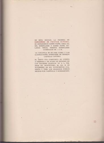 1943 atipicos blanca luz brum cancionero de futos rivera