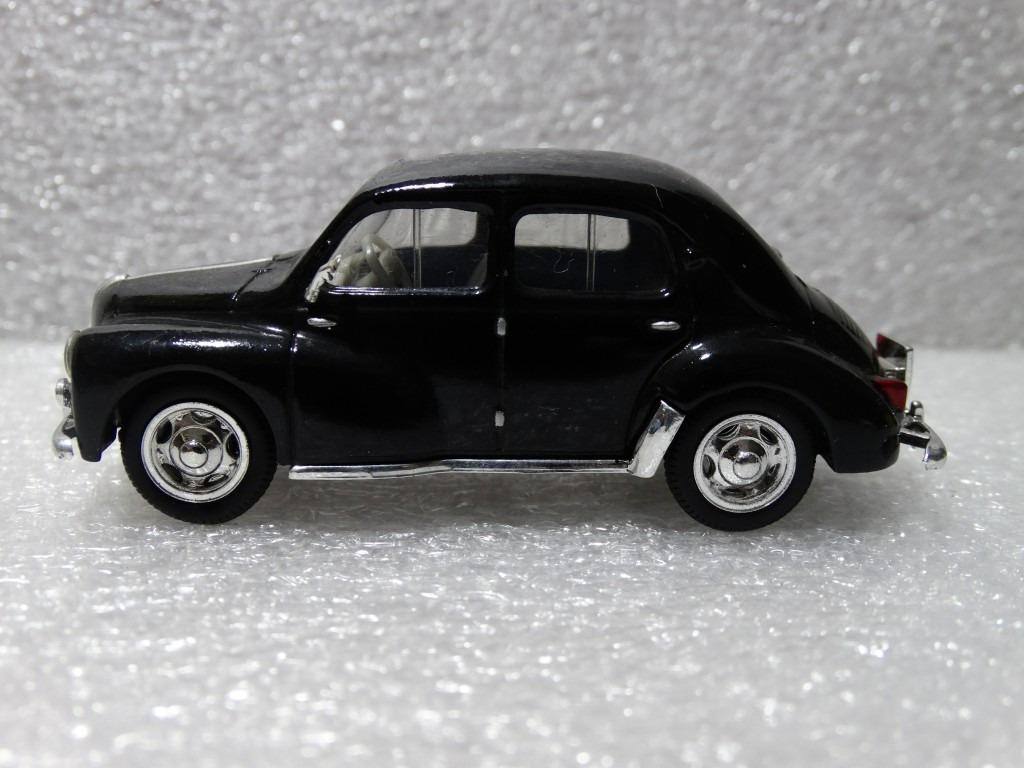 1947 renault 4cv - ixo del prado esc  1 43 - loose