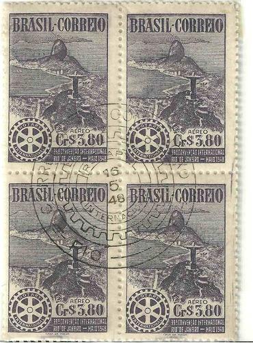 1948 - expo internacional indústria e comércio - quadra a64
