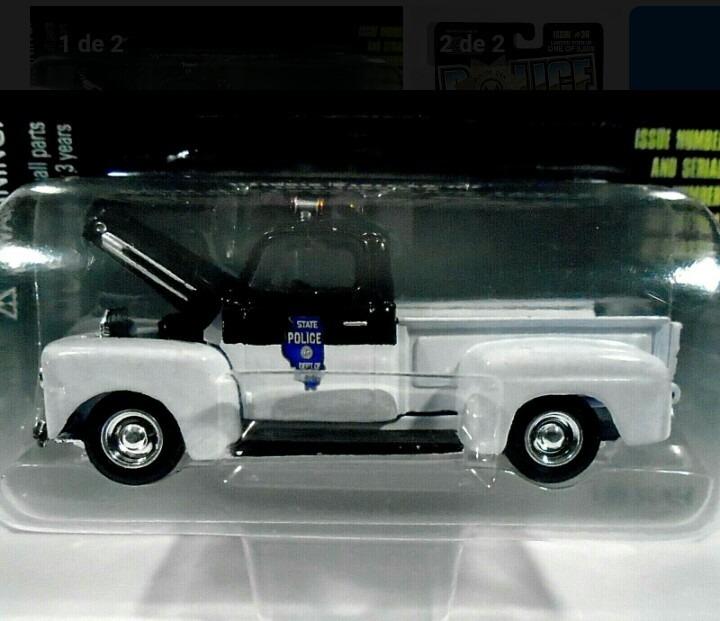 kampanjkoder bra passform släpp information om 1948 Ford F1 Pickup Police Illinois Racing Champions Sa17 ...