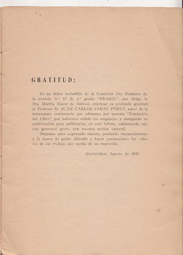 1949 jose enrique rodo conferencia sabat pebet dedicado raro
