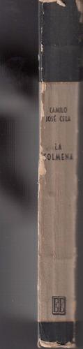 1951 camilo jose cela la colmena primera edicion nobel