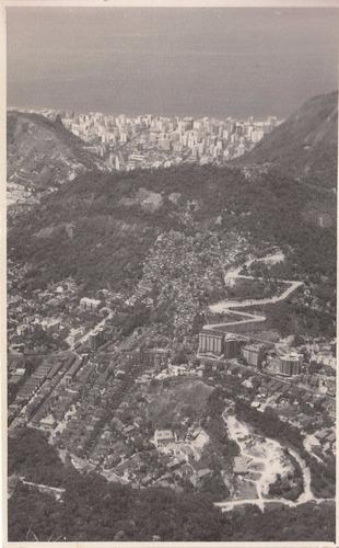1953 brasil fotografia real vista de rio de janeiro
