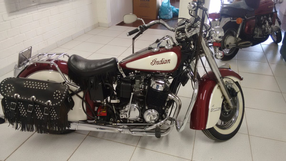 1953 moto indian com mec honda four 750 k1 r em mercado libre. Black Bedroom Furniture Sets. Home Design Ideas