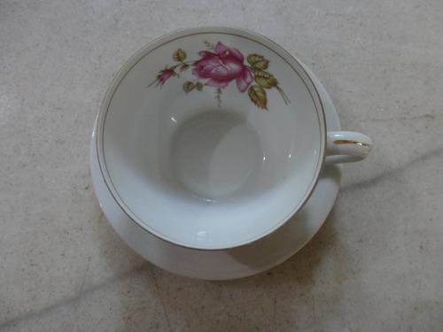#19530 - porcelana - xícara chá real!!!
