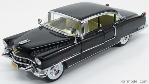 1955 cadillac fleetwood series 60  the godfather esc 1:18