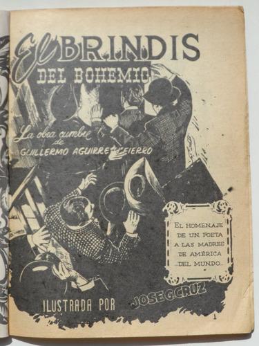 1956 coleccion inmortal 1 revista ilustrada por jose g. cruz