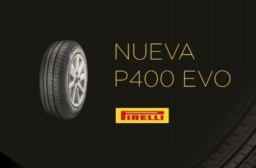 195/65r15 88h p400 evo pirelli red oficial